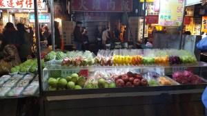 NingXia Night Market Taipei Taiwan