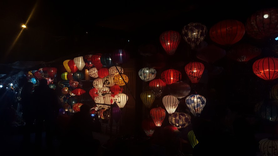 Hoi An Central Vietnam Lanterns