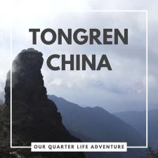 Tongren China Our Quarter Life Adventure