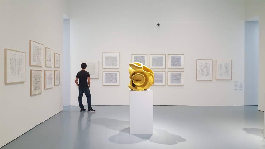 Dusseldorf Germany Kunst Art Museum Contemporary Modern