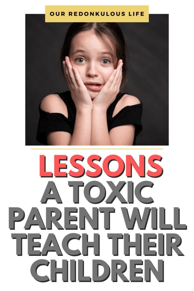 toxic parent