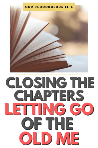 closing the chapters