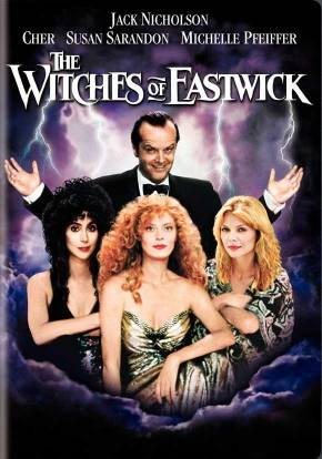 The witches of eastwick movie poster