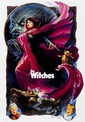 Favorite Halloween Movies the witches movie poster