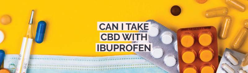 we answer the question can you take cbd with ibuprofen