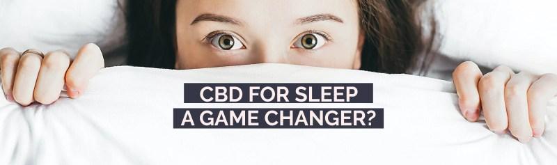 cbd for sleep - does it work
