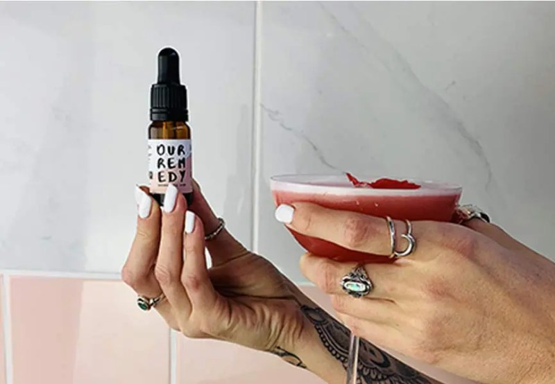 cbd cocktails ideas for girls night out