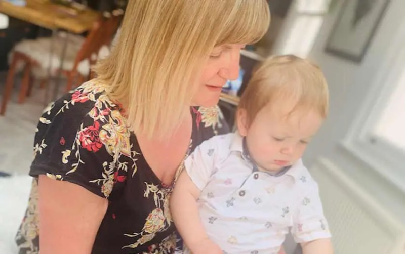 help with childcare when recovering from a laparotomy