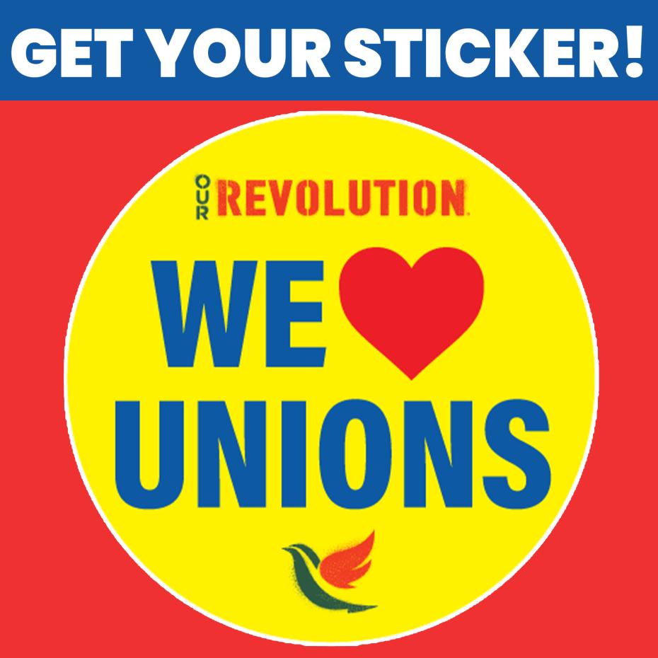 get your sticker