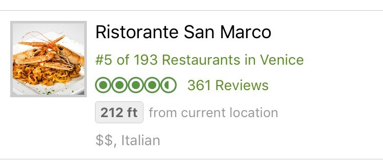 Best Dinner Places Near Me