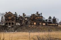 Millbrook York - Bennett School Girls Ruins