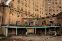Haunted Baker Hotel Mineral Wells Texas