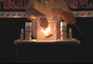 Strike-Hold Electric Bulb