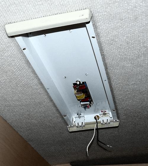 Hallway LED Upgrade 4