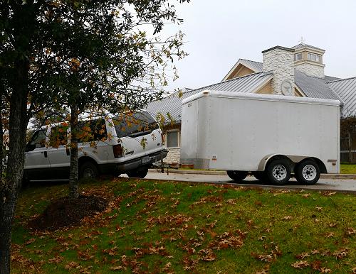 Twin Peaks Stuck Truck 3