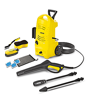 Karcher Pressure Washer2