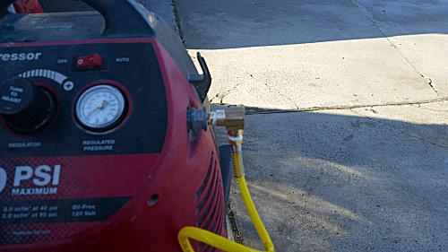 Air Compressor Repair 2