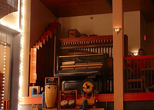 Organ Pizza 4
