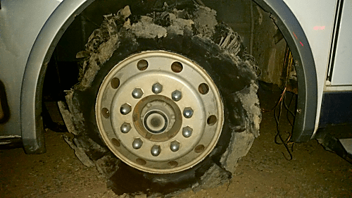 BlowOut Tire