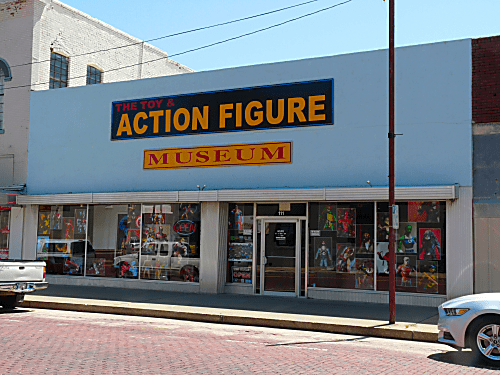 Toy & Action Figure Museum 1