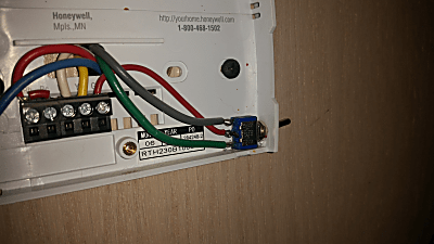 Bedroom Thermostat 1