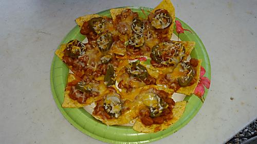 Jan's Nachos