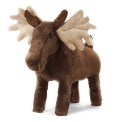 Moose Footstool