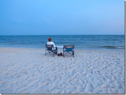 Gulf Shores Beach Sundown 4
