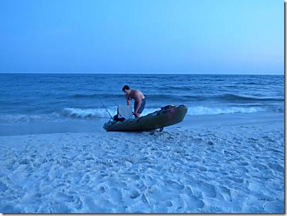 Gulf Shores Beach Sundown 8