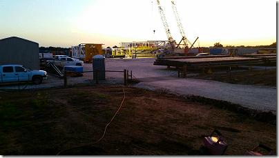 Hawkwood Parking Site 9