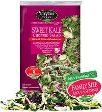 Sweet kale Salad Kit