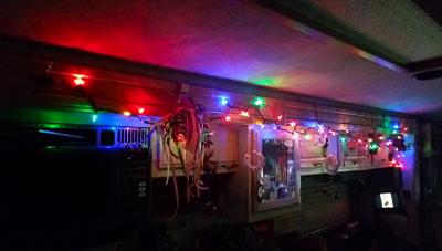 Rig Christmas Lights