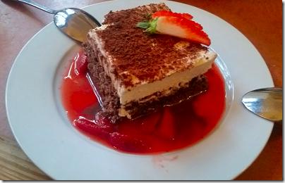 La Fonda Chocolate Tres Leches