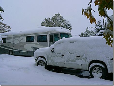 2008 Billings Snow