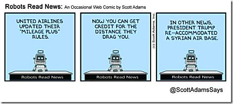 Dilbert Robot News