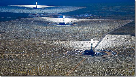 Ivanpah Solar Generating Plant