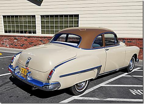 Hi-Lo 1949 Oldsmobile 1