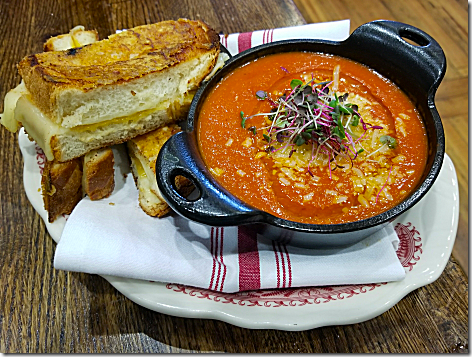 Ree Drummond's The Mercantile Tomato Soup