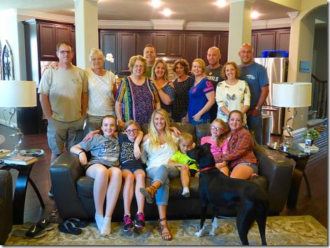 Family Group Shot 468