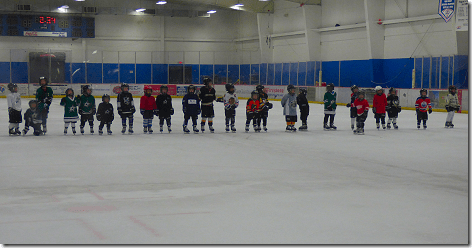 Landon Hockey - Tag You're It