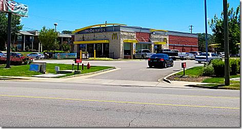 Eastwood Mall McDonald's
