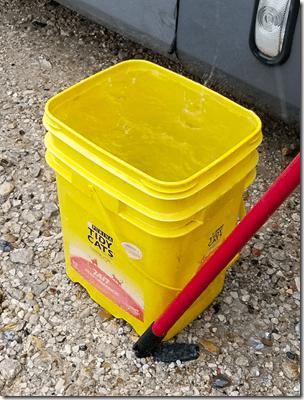 Kitty Bucket Water Level