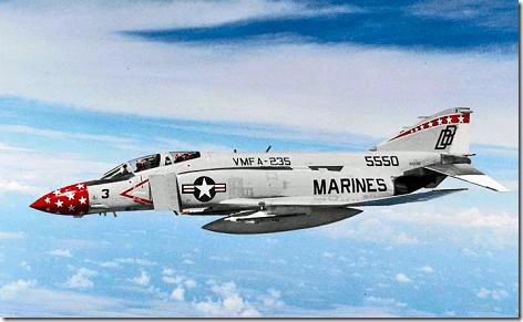 Marine F-4B Phantom