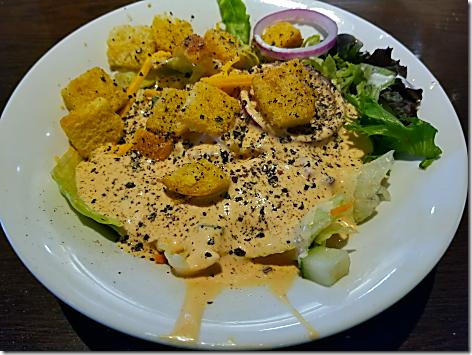 Longhorn Salad Katy