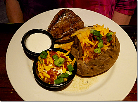 Longhorn Steak Jan Flo's Filet