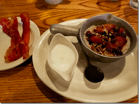 Cracker Barrel Oatmeal