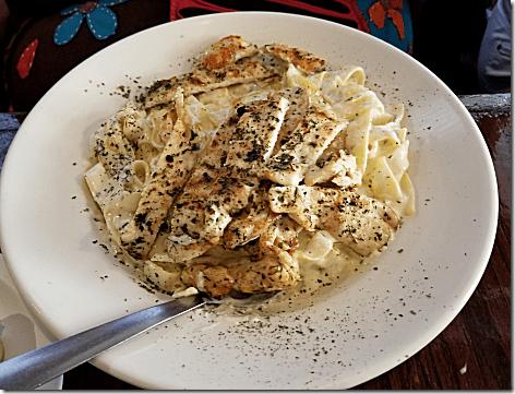 Joe's Italian Chicken Alfredo