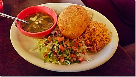 Los Cabos Stuffed Avocado