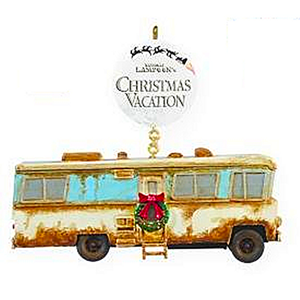 National Lampoon RV Ornament