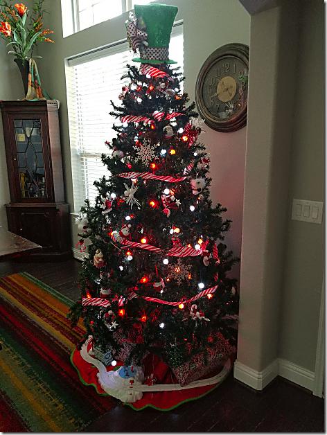 Brandi Christmas Tree  2017 1